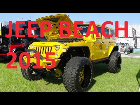2015 JEEP BEACH DAYTONA INTERNATIONAL SPEEDWAY