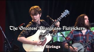 The Greatest Bluegrass Flatpickers (1/3)