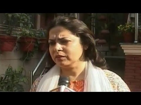 Lok Sabha elections: Meenakshi from New Delhi constituency