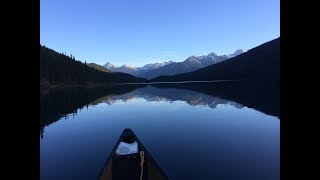 6 Day Solo in Bowron Lake Provincial Park BC
