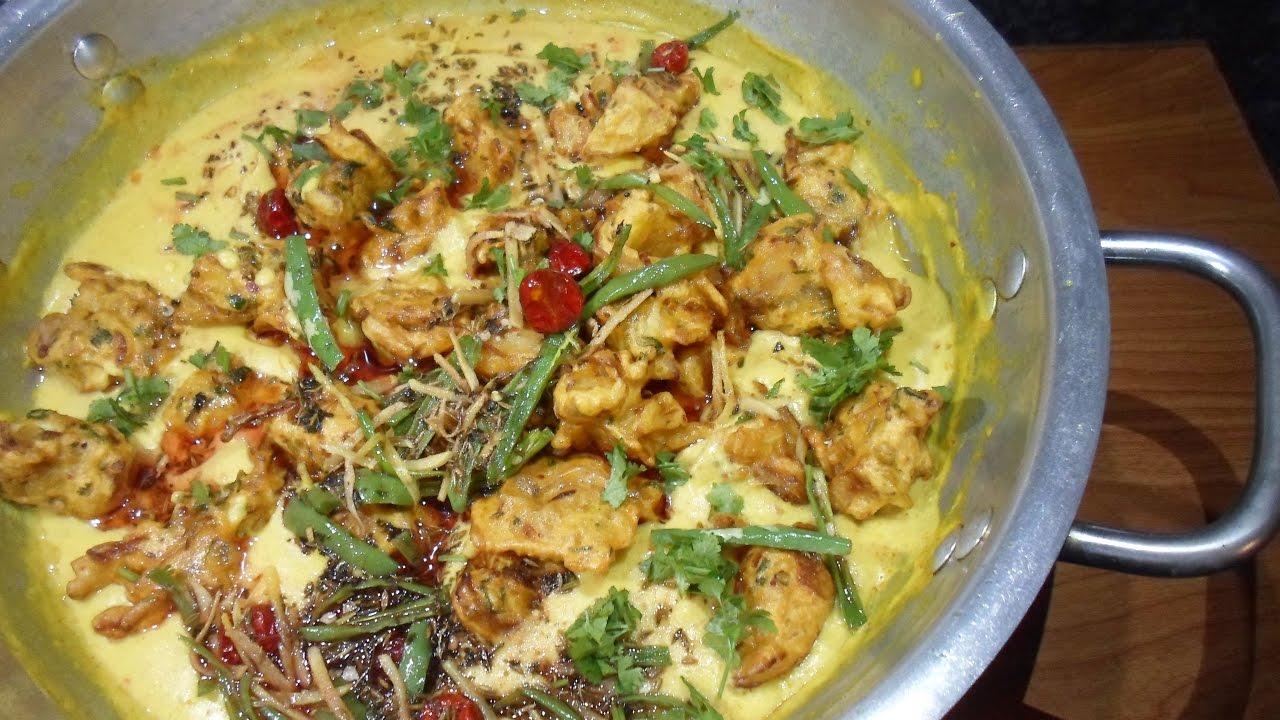 Lahori chikar kadhi recipehow to make desi kadhi pakoraindo pak lahori chikar kadhi recipehow to make desi kadhi pakoraindo pak traditionl foodlearn step by step youtube forumfinder Images