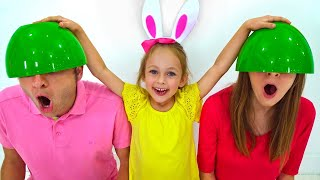 Easter Bunny - Children Song. Songs for Kids with Maya and Mary