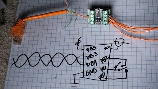 Bit-banging Ethernet on an ATTiny85