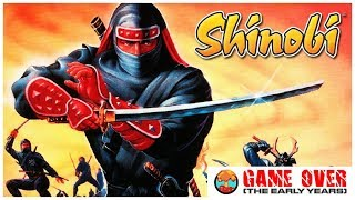 Game Over: The Shinobi Series - Defunct Games