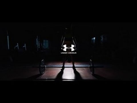 "Under Armor - ""Fusión de Dos Mundos"" - I WILL WHAT I WANT"