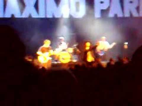 Maximo Park - By The Monument pt1 The Forum London