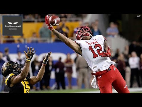 Tim Patrick is a real NFL wide receiver with real opportunity to contribute on the Ravens
