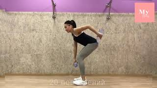 Жиросжигающая тренировка для женщин всего 25 30 минут в день и ты как кукла Тренировка 15