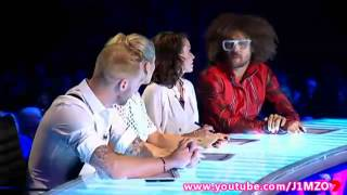 Trinity - The X Factor Australia 2014 - BOOTCAMP
