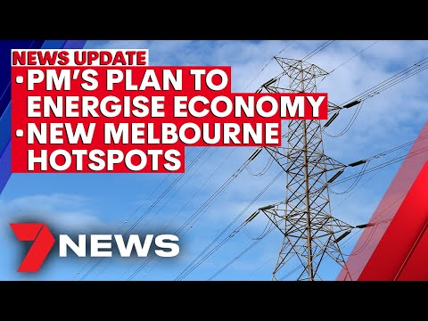 7NEWS Update - Sept 15: Prime Minister's plan to energise the economy; new Melbourne COVID hotspot