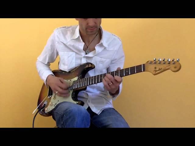 Pre CBS Slabboard 1962 Fender Stratocaster XXL