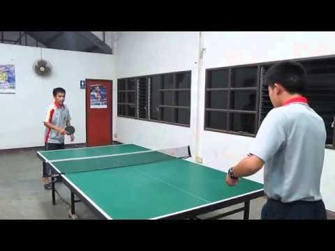 ทักษะการเล่นเทเบิลเทนนิส