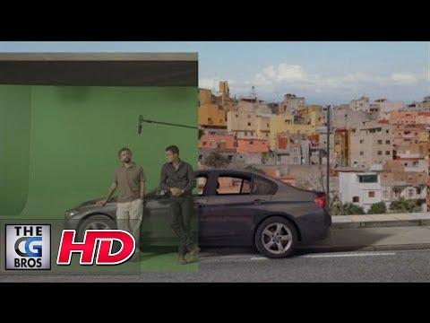 "CGI VFX Breakdowns ""El Principe Season 1""  - by Stargate Studios Malta"