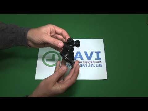 Видео-обзор распаковка видеорегистратора Gazer S510