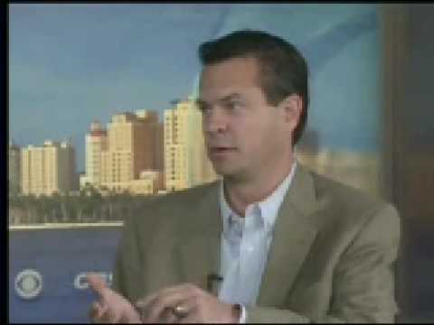 Tim Kellis on South Florida Business Report CBS 12...