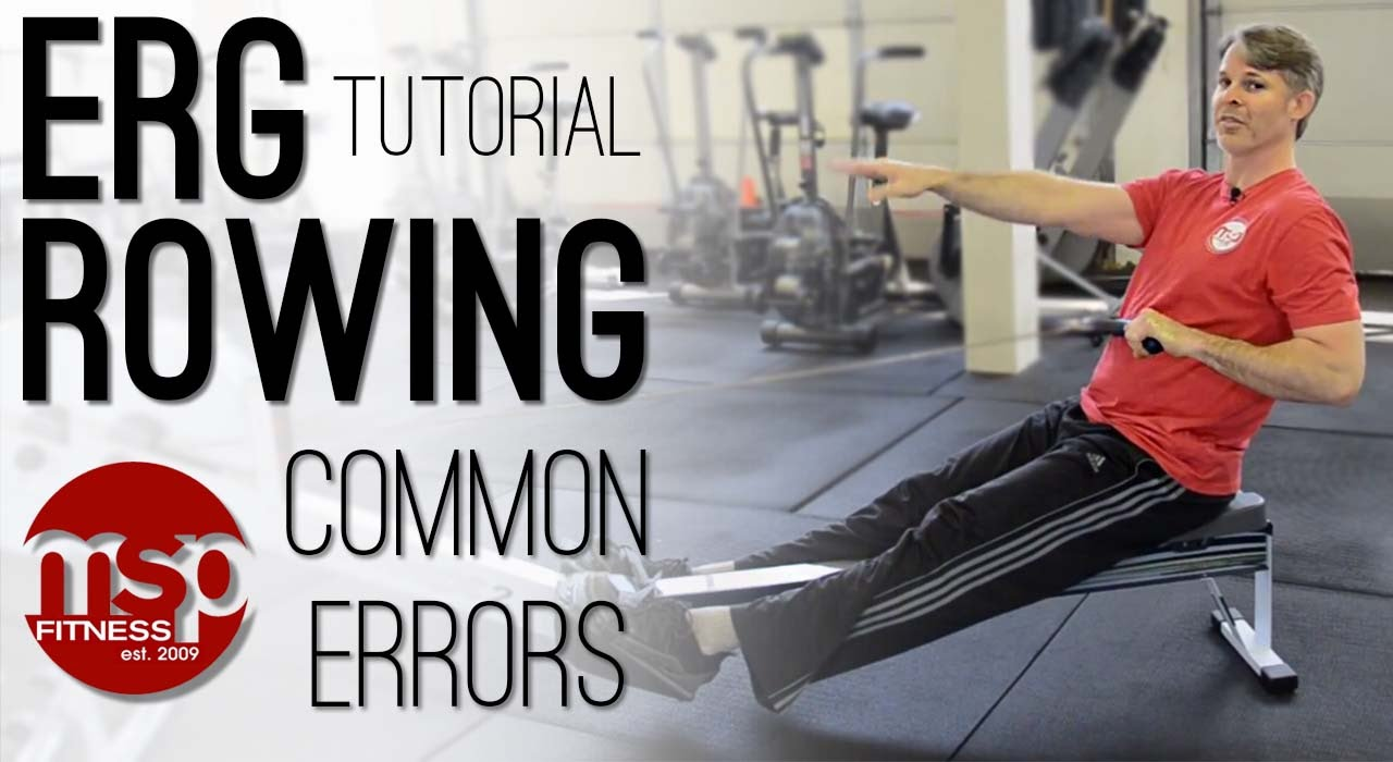 5 Rowing Machine Mistakes You're Making recommend