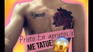 PRIETO EN APRIETOS 1 ( Me tatué, Festival MIX) - ChocheElBlog