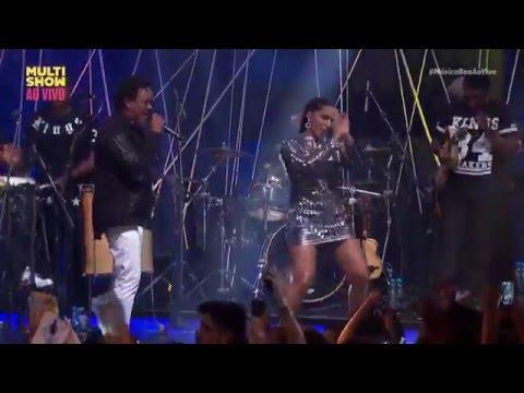 É O Tchan Part Anitta - Ralando o Tchan Dança do Ventre Música Boa Ao Vivo