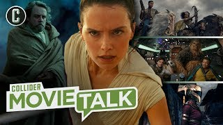 Star Wars 9 Story Details Tease Knights of Ren, Last Jedi Connections & More - Movie Talk