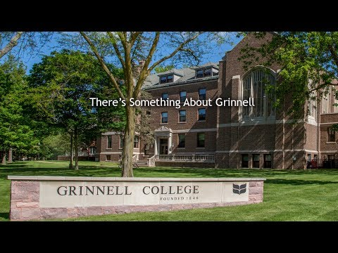 There's Something About Grinnell