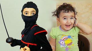 Super Celina and Super Ninja Hasouna - سوبر سيلينا والنينجا حسونة للاطفال