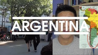 Travelling to Buenos Aires, Argentina