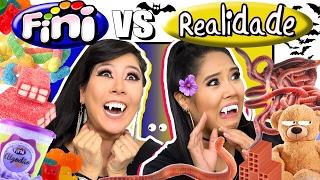 FINI vs REALIDADE (com minhocas) | Blog das irmãs thumbnail