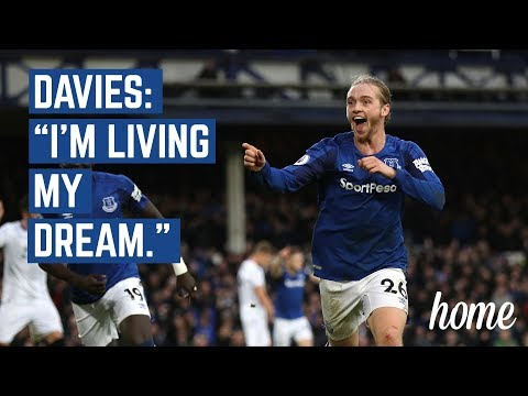 TOM DAVIES: I'M LIVING MY DREAM