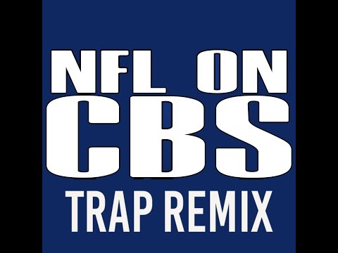 NFL on CBS Trap Remix Ringtone