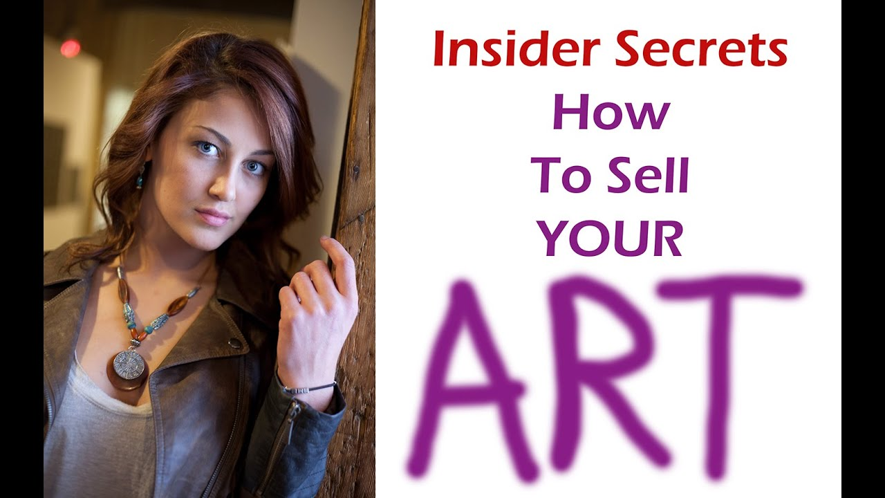 How to sell your art online youtube for Buy sell art online