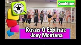 Rosas O Espinas  Joey Montana  Zumba® Alfredo Jay Choreography  Dance