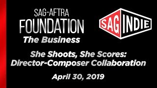 The Business: She Shoots, She Scores - Director-Composer Collaboration