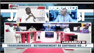 REPLAY - Jakaarlo Bi - Invités : SERIGNE MBACKÉ , BOCOUM & CHEIKH SALL  - 05 Octobre 2018 - Partie 1