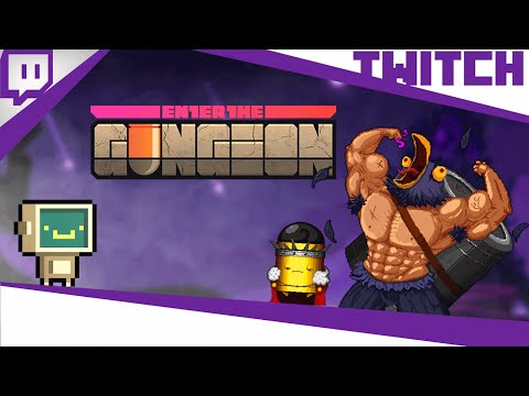 [TWITCH] Boblennon - Gungeon - 21/07/16