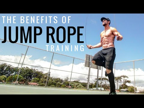The Benefits Of Jump Rope Training