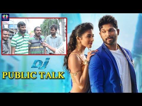 Allu Arjun DJ Duvvada Jagannadham Movie Public Talk | Public Response | Pooja Hegde | Harish Shankar
