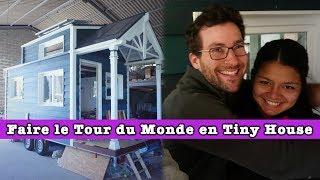 Auto Construire Sa Tiny House Et Faire Le Tour Du Monde Avec - Livingston & Voyage Voyages