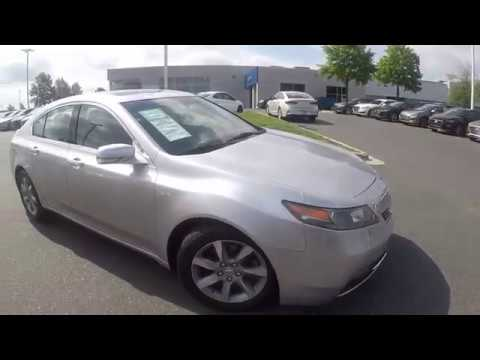 Walkaround Review of 2012 Acura TL 97579A