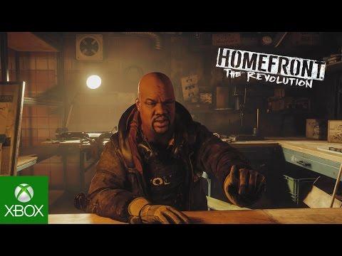 Homefront: The Revolution 'Guerrilla Warfare 101' (Official)