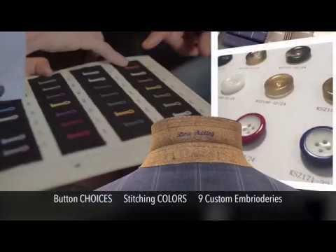 d4ee0986d2d Karako Suits Custom Suits Commercial  2 - YouTube