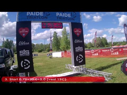 Paide Triatlon 2017