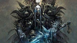 История мира Warcraft — Рыцари Черного Клинка