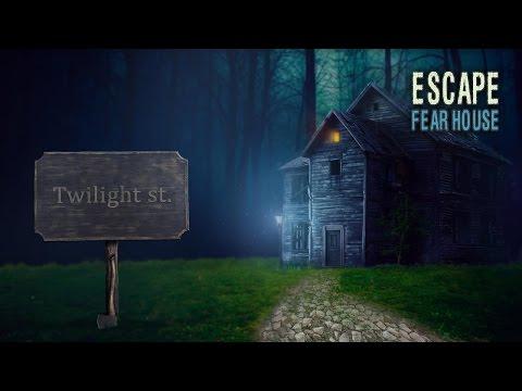 Escape-fear house #4/ Прохождение