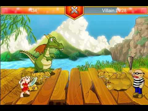 Avatar Fight, MMORPG for iPhone, iPad, Android