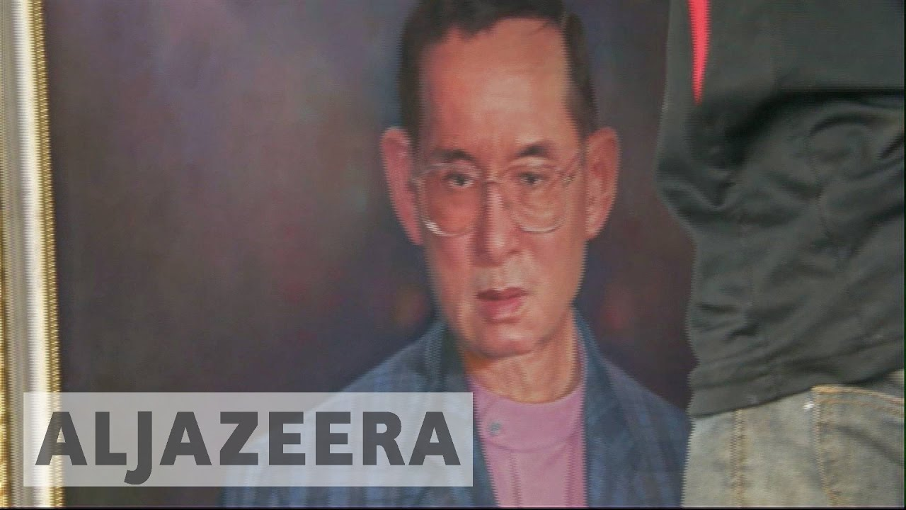 Thailand: Regent appointed as crown prince mourns