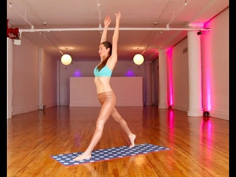 Yoga for Core Strength & a Calm & Focused Mind