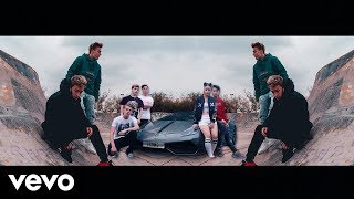 Frații Munteanu - Disstrack 5GANG (Official Video)