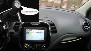 Ajouter Une Caméra De Recul Sur Renault Captur