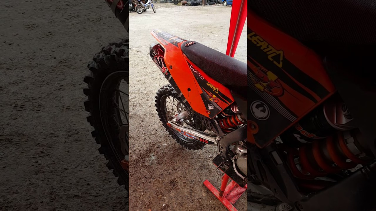 Ktm 250 Sx F Sound Check Dep Pipes Youtube Marmitta Works Pro Circuit Crosshop