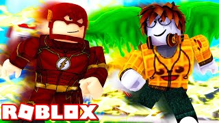It turns out this is the FASTEST LEGEND in ROBLOX-Roblox Indonesia Legends Of Speed